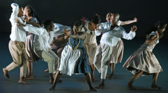 South African version of classic ballet 'Giselle' gives men the willies