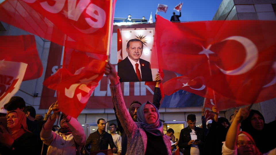Turkey's president: Short term victory, long term trouble