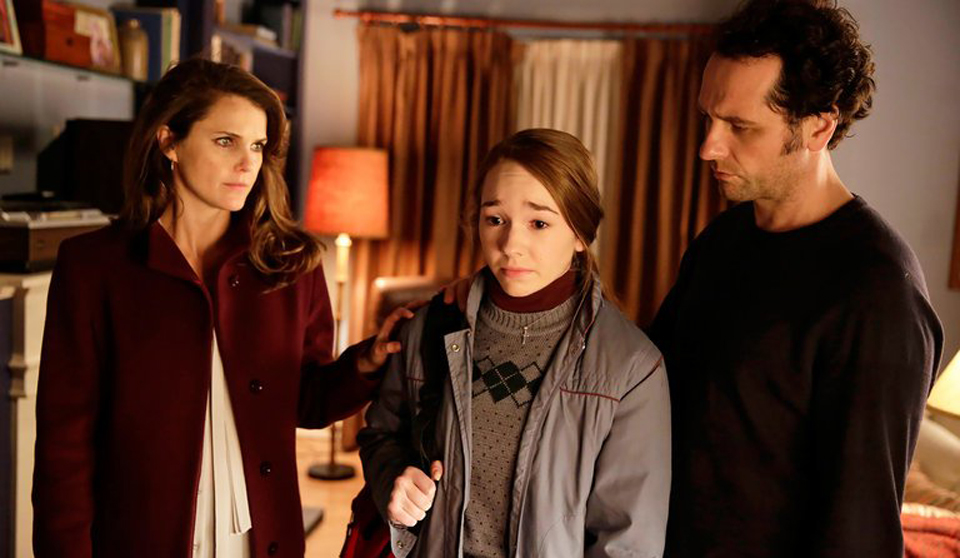 The children's war continues for 'The Americans'