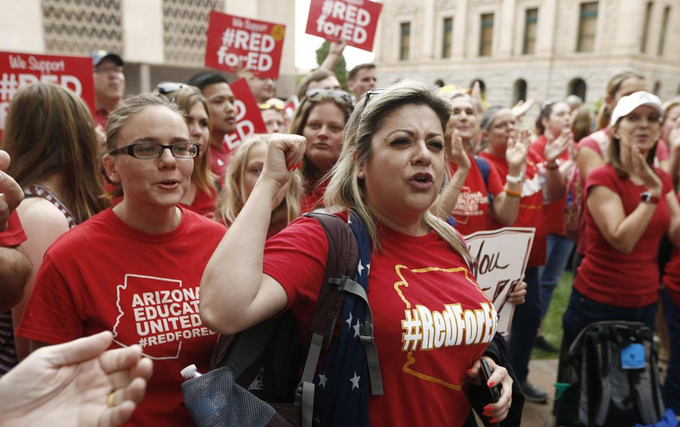 Lessons learned from the Arizona teachers strike