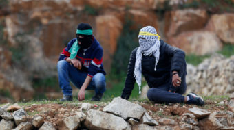 As Israel shoots protesters dead, Palestinians divided by factionalism