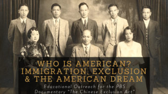 'The Chinese Exclusion Act': PBS documentary shows commonalities with current immigration struggles