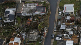 Puerto Rico death toll after hurricanes at least 4,645, not 64