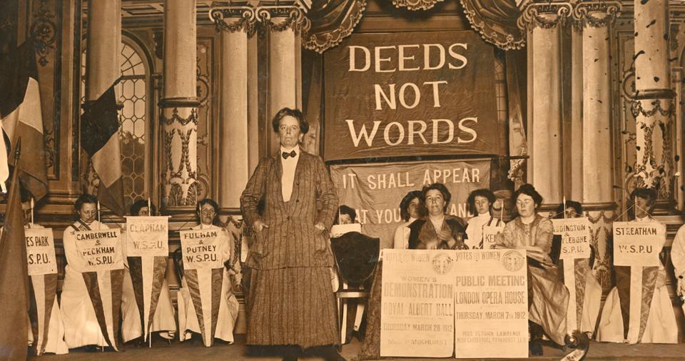 British suffragette composer Dame Ethel Smyth celebrated at Carnegie Hall