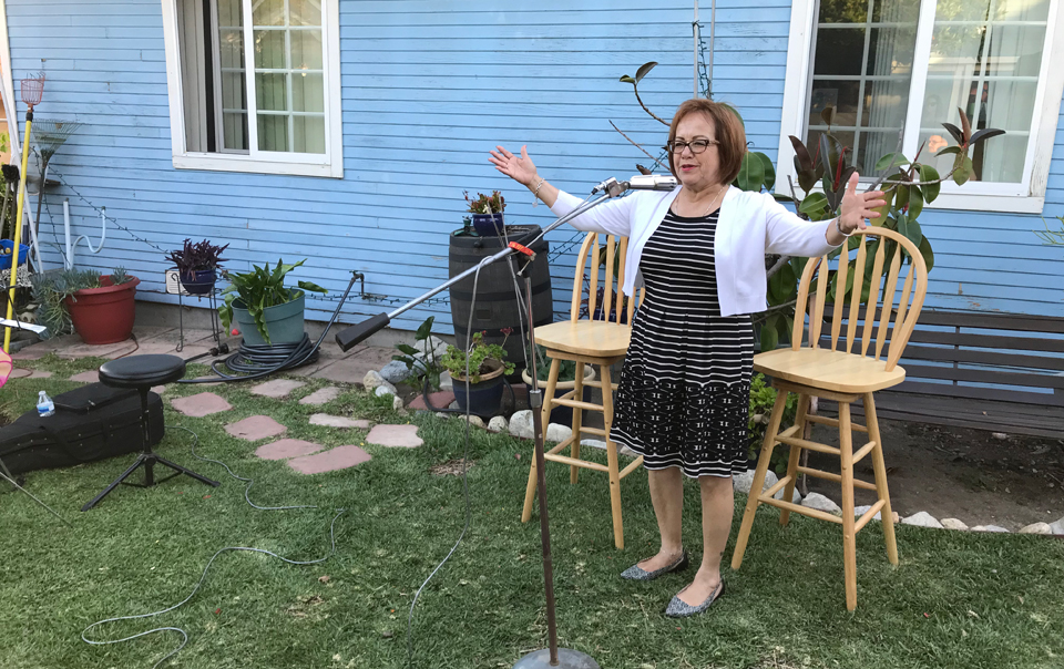Labor's Maria Elena Durazo on the ballot for California State Senate