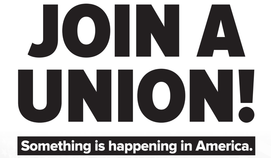 AFL-CIO launches 'Join a union' ad campaign