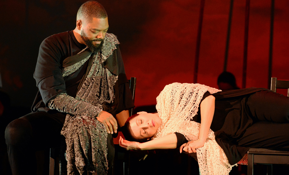 Long Beach Opera offers a different (and shorter) Tristan and Isolde story