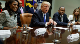 "Trump's ""new deal for blacks"" was dealt from the bottom of the deck"