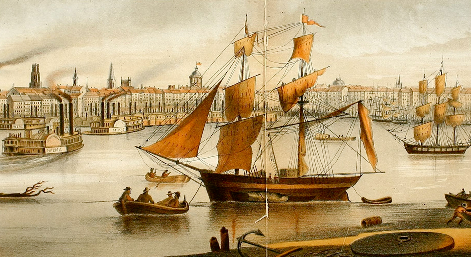 This week in history: The city of New Orleans founded in 1718