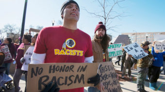 Washington Redskins: First came the racism, now it's sexism, too