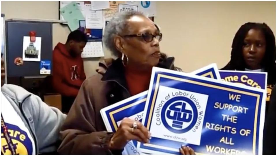 Katie Jordan: A hero to the workers of Chicago