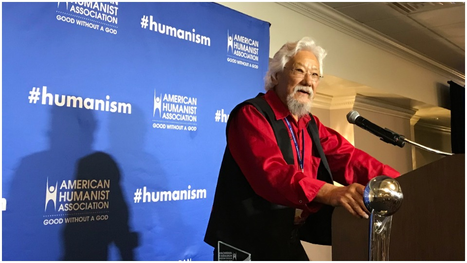 Honored Humanists at the 77th annual Conference