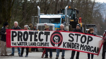 Kinder Morgan pipeline: Who will fight Big Oil in Canada's tarsands?
