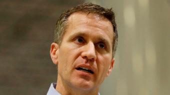 Missouri Gov. Eric Greitens felony charge dropped