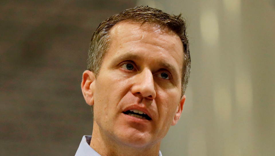 Missouri Gov. Eric Greitens felony charge dropped