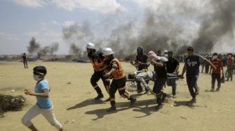 Gaza massacre: Palestinians killed as U.S. embassy moves to Jerusalem