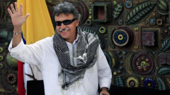 FARC Leader Santrich faces extradition; Colombian peace process in peril
