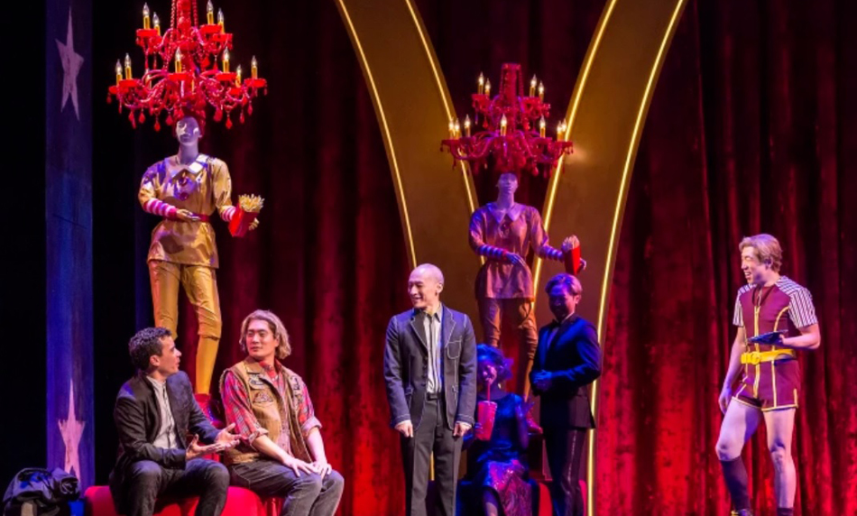 'Soft Power' imagines a Broadway musical under future Chinese hegemony