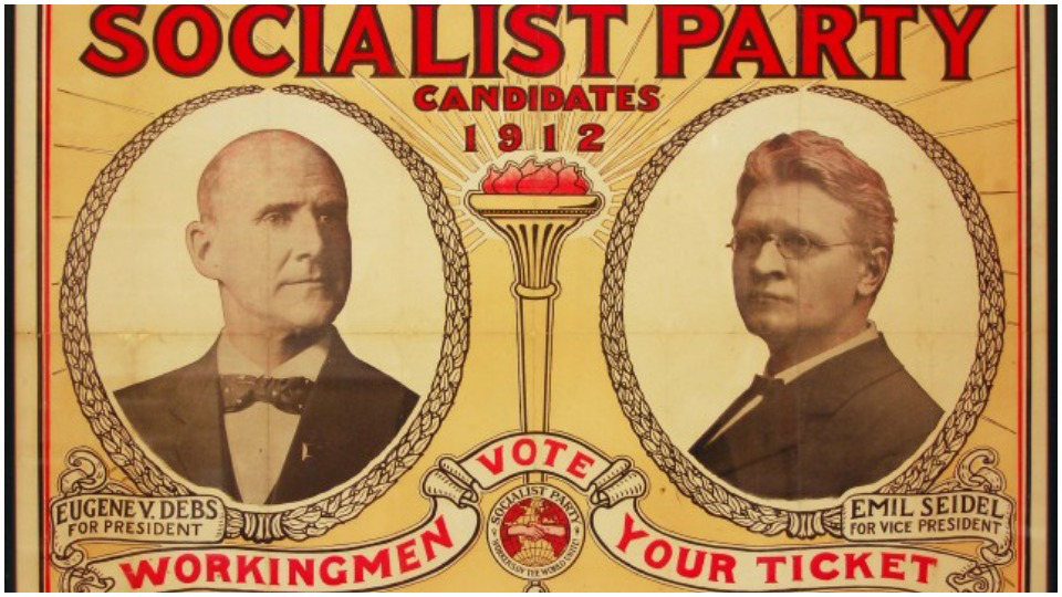 American socialist Eugene Victor Debs given his due in new documentary