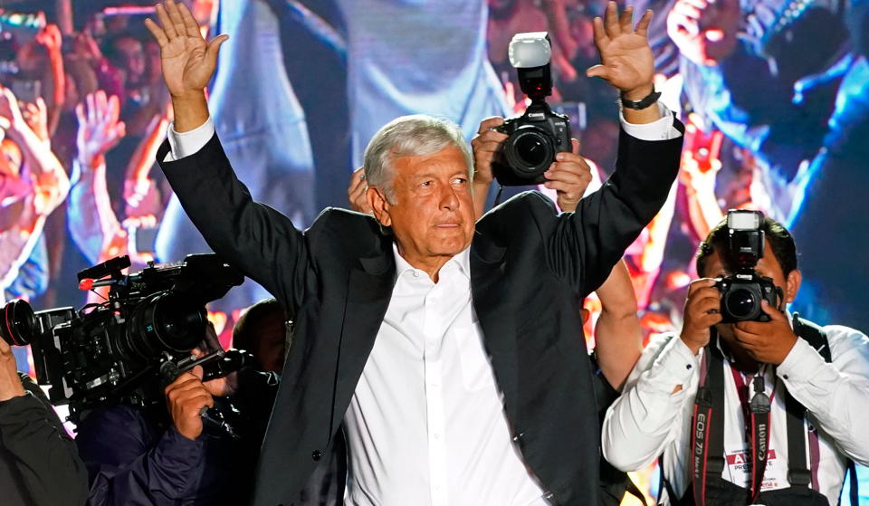 Mexico election: Reformer Andrés Manuel López Obrador poised for victory