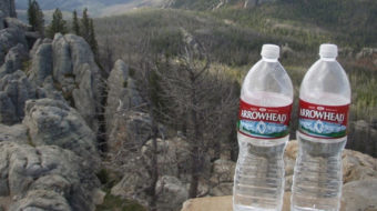 U.S. allows Nestlé to keep piping water from drought-ridden California