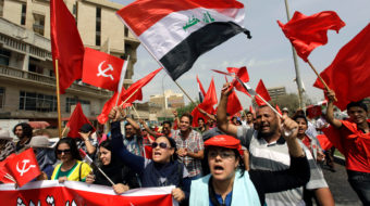 Shi'ite-Communist coalition wins most seats in Iraq election