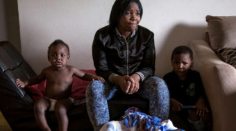 Kids in Flint still afraid to drink the water