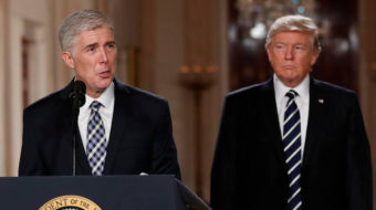 SCOTUS attack on workers requires voter resolve in 2018