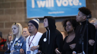 School shooting survivors: Register and vote out NRA candidates