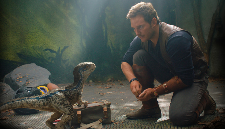 Eco-messages abound in 'Jurassic World: Fallen Kingdom'