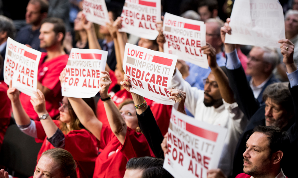 Medicare for All: Twin Cities conference strategizes how to get it