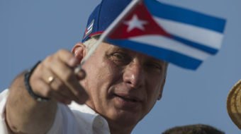 Constitutional change underway in Cuba