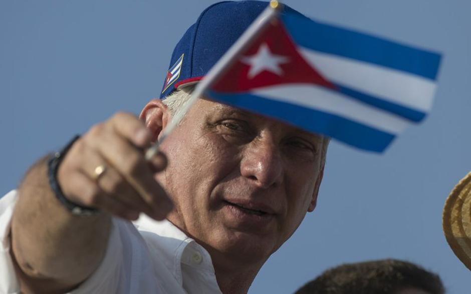 Constitutional change underway in Cuba