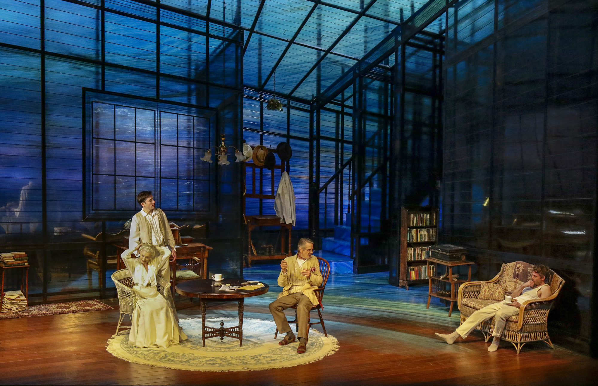 O'Neill's autobiographical 'Long Day's Journey into Night' a must-see