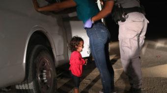 Liberen a los niños secuestrados por Trump