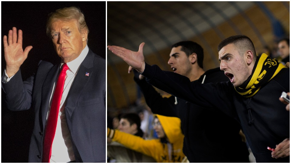 Racism on the pitch: Jerusalem soccer team wants 'Trump' in its name