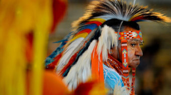 Family pow wow: Spirit of my youth