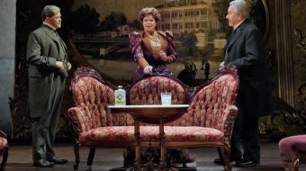 Two operatic divas, Regina and Violetta, take St. Louis by storm