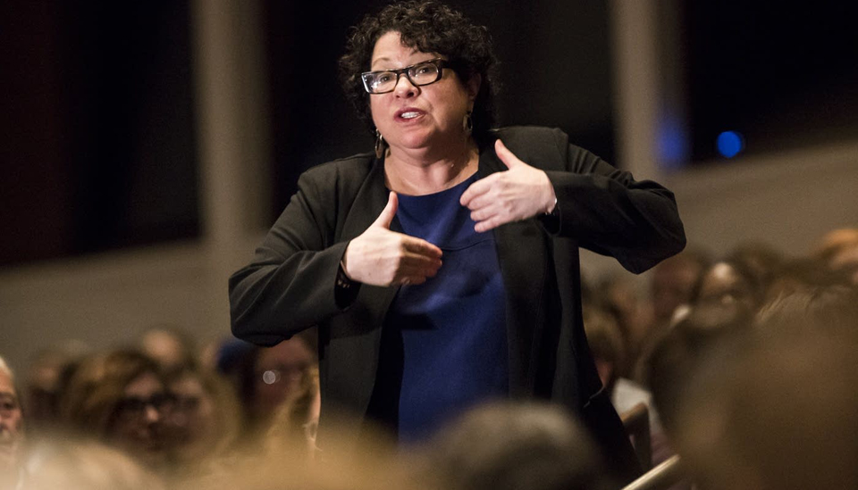"Sotomayor says Puerto Rico recovery ""decades"" away"