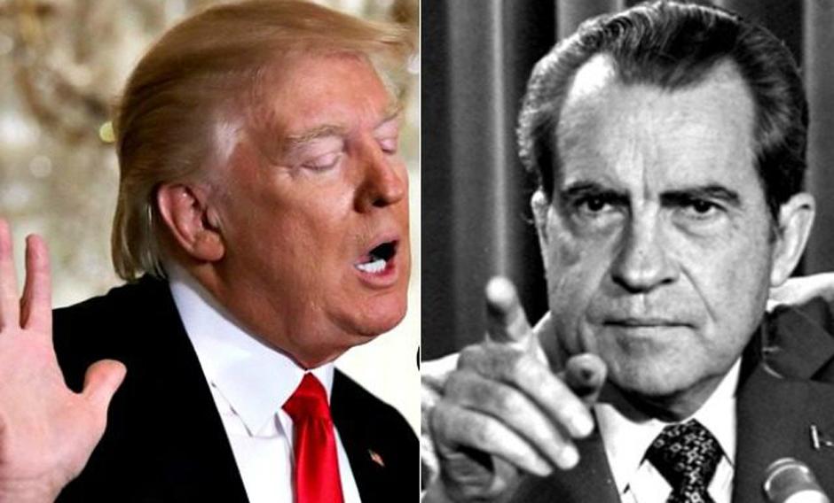 Trump: 'I can pardon myself in Mueller probe'
