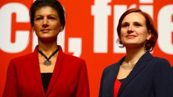 Die Linke congress in Leipzig strives for Left unity