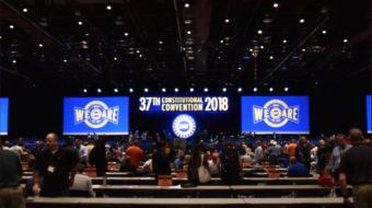 UAW delegates endorse economic platform, some say not enough