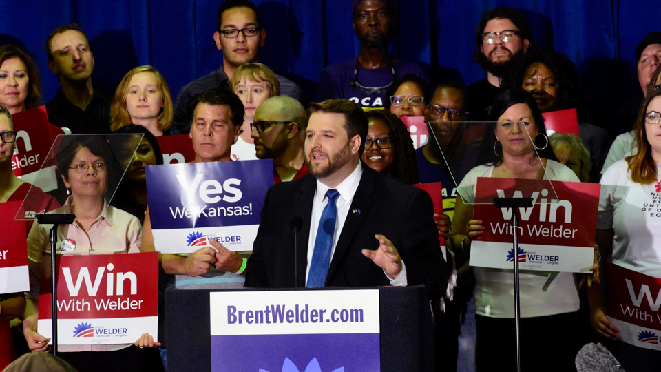 What's the matter with Kansas? Brent Welder intends to find out