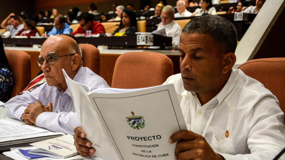 Protecting the Revolution: A new constitution for Cuba