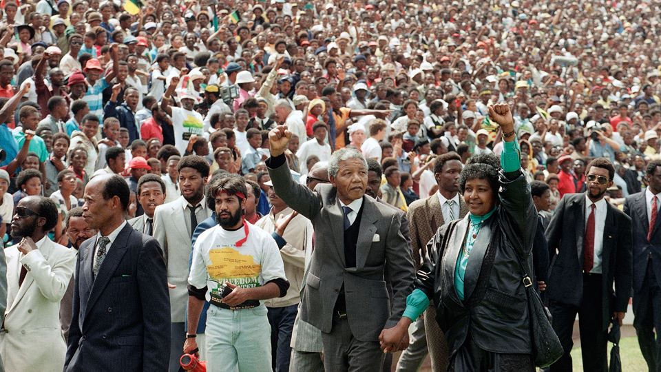 Nelson Mandela: 100 years since his birth