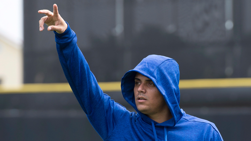 MLB has no problem with Osuna playing while violence charges pending