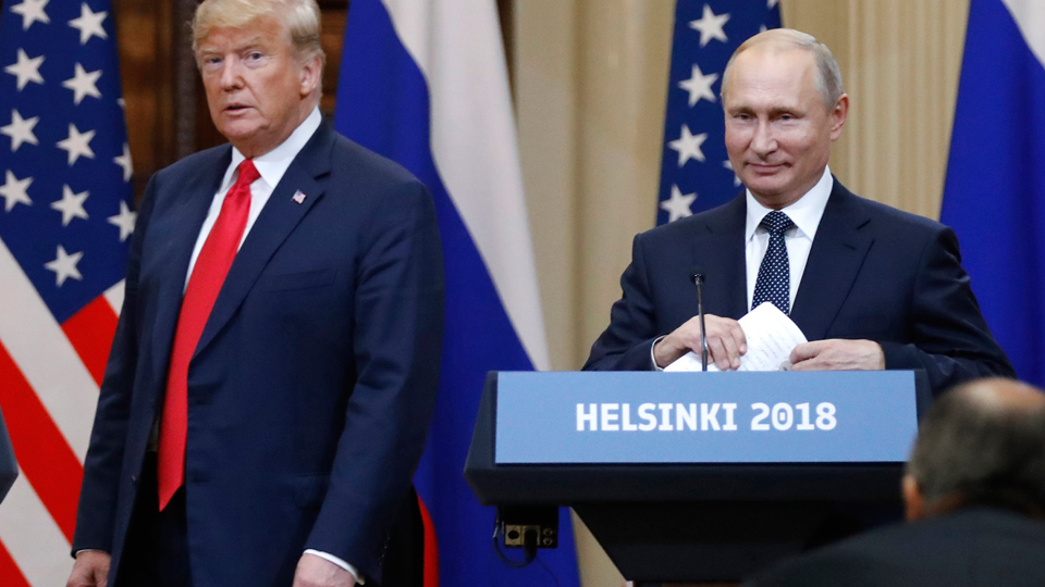 The Helsinki turning point