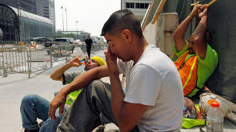 Unions ask OSHA to protect workers as extreme heat spreads