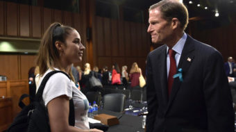 Senator to Olympic Committee and USA Gymnastics: Take responsibility for abuse