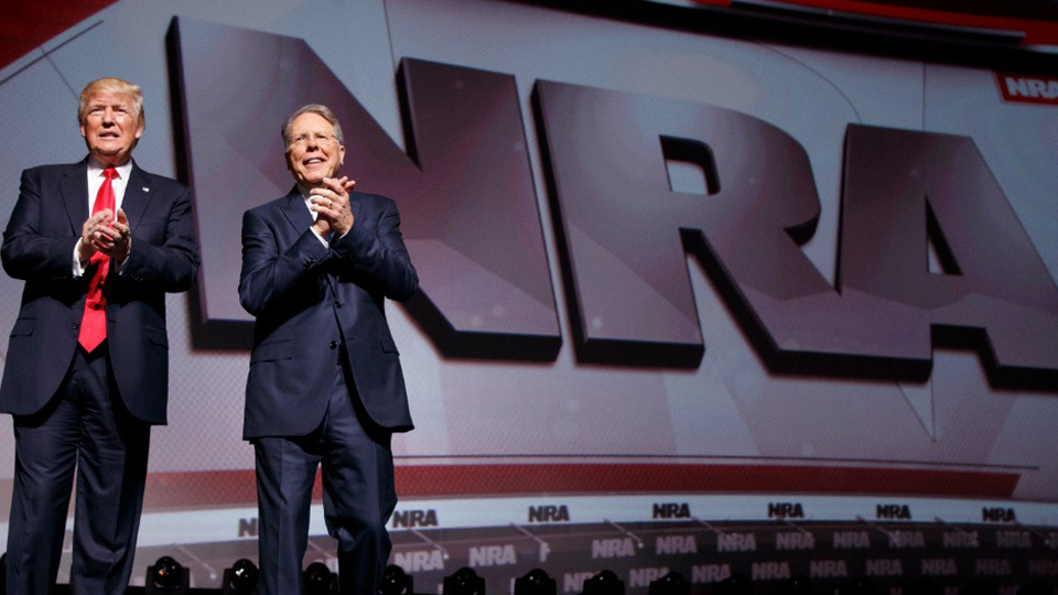 FBI: Russian spy used the NRA as back channel to GOP